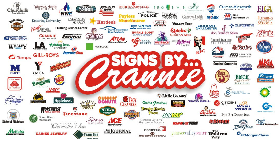 signs by crannie clients