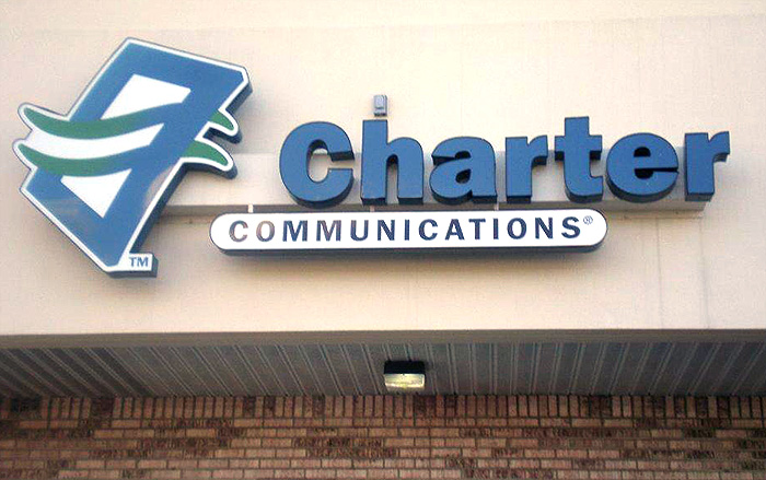 Charter Communications Signs By Crannie