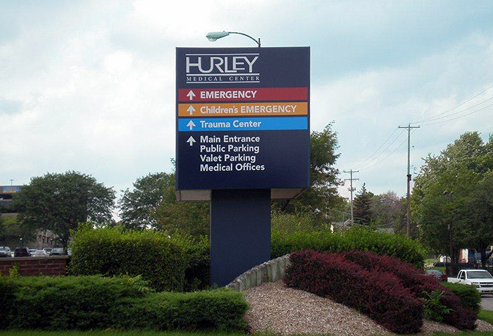 hurley-hospital