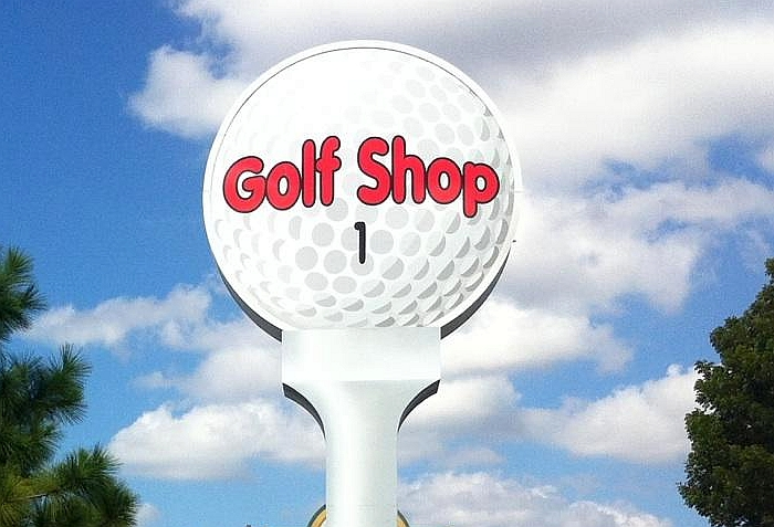 golf-sign-ft-myers-florida