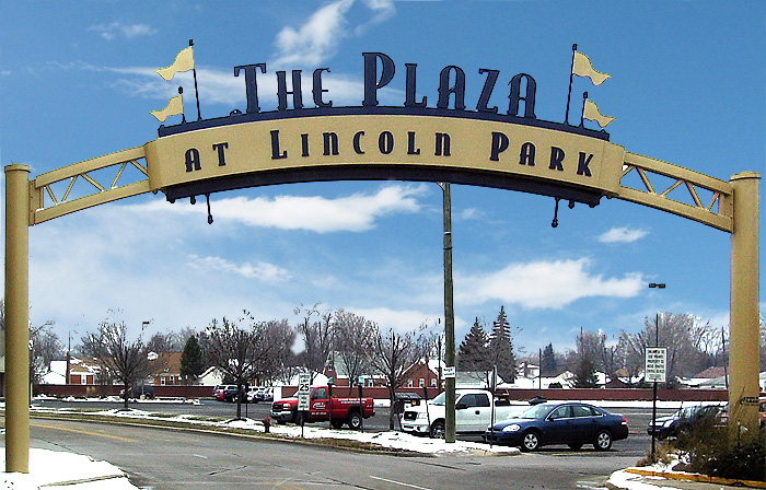 lincoln park michigan sign