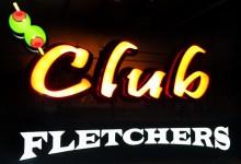 club-sign