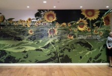 custom wall graphics medical
