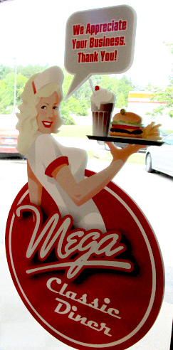 mega classic diner