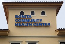 bonita-community-health-sign