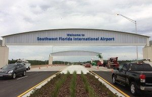 southwest florida airport signs