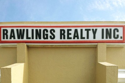 fort myers florida lighted cabinet sign