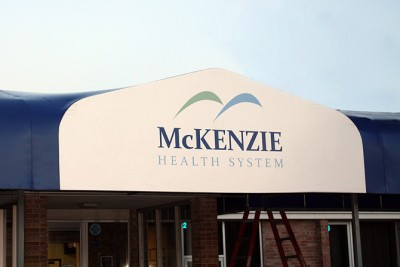 commercial awning replacement