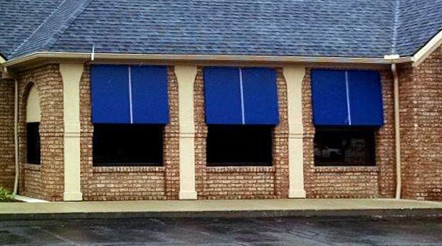 custom awning canopy
