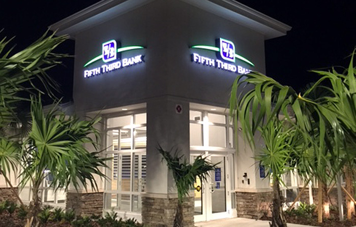 Subcontracted Sign Installation, Ft. Myers