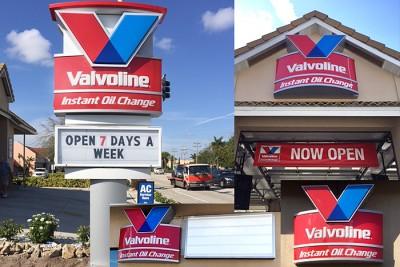 franchise signs change