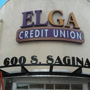 credit union sign flint michigan
