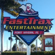 LED Sign Retrofit in Florida