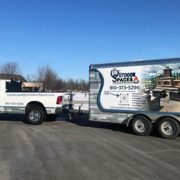 truck trailer business wrap